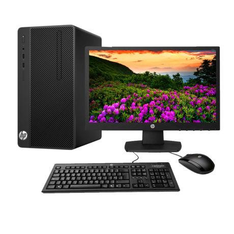 HP Prodesk 400 G4 i3-7100 Win10